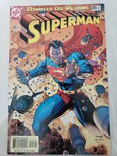 SUPERMAN #205 (2004) DC COMICS 1ST PRINT! AZZARELLO! INCREDIBLE JIM LEE ART!