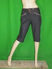 LILANE H T 40 US 8 joli bermuda jeans jean denim femme modèle Zik short pants