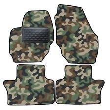 Armee-Tarnungs Autoteppich Autofußmatten Auto-Matten für Volvo XC60 / XC70 08-16