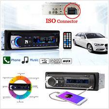 Autos 12V In-Dash 1-Din Radio Bluetooth V2.0 MP3 WMA Player AUX FM Receiver USB