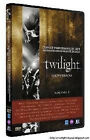 19540 TWILIGHT VOLUME 1 CLIPS ET PERFORMANCES LIVE DES BANDES ORIGINALES DVD TBE