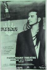 """STEVE PERRY """"LOVE OF STRANGE MEDICINE TOUR"""" 1994 DENVER CONCERT POSTER - Journey"""