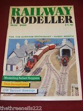RAILWAY MODELLER - 7mm SEMAPHORES - MAY 1988 VOL 39 # 451