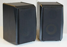 TG-1000B-BL - Dynavox Lautsprecher Boxen - mini Regalboxen - schwarz - Paarpreis