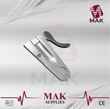 """MAK"" Mogen Circumcision Clamp Urology 7.5cm MAK Fine Quality Instrument"