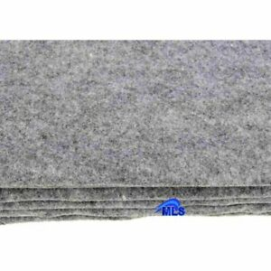 Poolunterlage Folienschutz Poolvlies Unterlage Unterlegvlies grau Rundpool 5.50m
