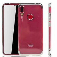 Xiaomi Redmi Note 7 Pro Case Phone Cover Protective Case Silver