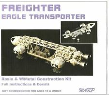 Warp Models – Space 1999 Freighter Eagle Transporter