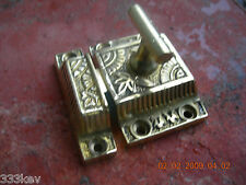 EastLake * Brass Cupboard Cabinet Lock/Latch