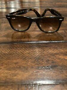 Ray-Ban Original Wayfarer Square Sunglasses - Brown Frame