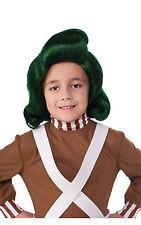 Fancy Dress ~ Childs Oompa Loompa Wig