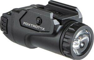 Sig Sauer Foxtrot1x SOF12001 Rail Mounted 450 Lumen Tactical Weapon Light