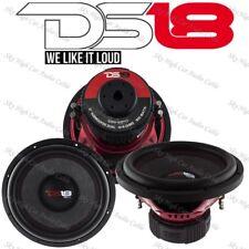 "DS18 GEN X124D 12"" Car Subwoofer 900W Max Dual 4 Ohm 12 inch Bass Sub Woofer"