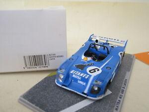 BIZARRE BZ189. 1:43 LM Le Mans 1974 No.6 Matra MS680B Beltoise Jarier MINT