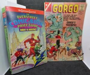 Overstreet Comic Book Price Guide (1993) & Gorgo Gorgo's Triumph Comic 1960s