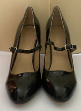 New Without Tag Corelli Black Patent Mary Jane Heels - Buckles - Size 11