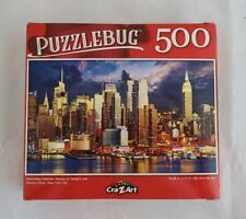 Puzzlebug CraZart Grand Bazzar Colorful Pottery Jigsaw Puzzle - 500 Pieces