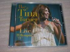 IKE & TINA TURNER live l'Olympia '71 CD SEALED NEW