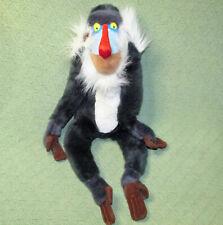 """19"""" RAFIKI Disney Lion King Plush Stuffed Animal Baboon Hanging Monkey VINTAGE"""