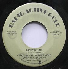 Soul 45 Circa '58 And The P-Nut Gold - Lanny'S Tune / Do You Know What Time It I