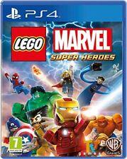 Ps4 LEGO Marvel: super Heroes jeu pour la nouvelle playstation 4 NEUF
