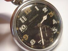 Jaeger le Coultre, Crown Wind, Pocket Watch