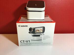 Canon Camera Pan Table CT-V1 for VIXIA Mini X & VIXIA R50/R52 Camcorder JP F/S