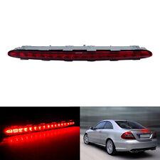 Rouge LED 3eme feu stop Feux arrière Lampe Pour Mercedes-Benz CLK W209 A209 C209