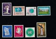 Nations Unies - Geneve postfris 1969 MNH 1-8 - Divers UN