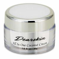 Coconut Moisturizer Whitening Anti-wrinkle 100% Vegan. 100% Organic Cruelty Free