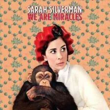 We Are Miracles (dlcd) 0098787109917 by Sarah Silverman Vinyl Album