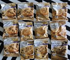 Nutrisystem 12 Cookies-Oatmeal Raisin Chocolate Chunk Snickerdoodle & more