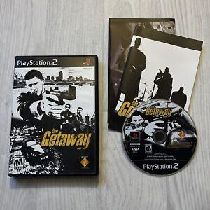 The Getaway  (PlayStation 2, 2002) PS2 NTSC U American Version,