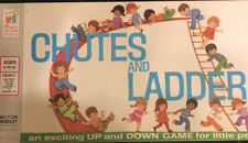 Vintage 1974 Milton Bradley Chutes and Ladders Board Game Pieces Wrapped Unused