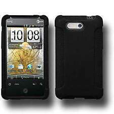 AMZER Silicone Skin Jelly Case for HTC Aria - Black
