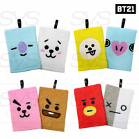 BTS BT21 Official Authentic Shower Glove 2P By YUYU + Tracking Number