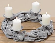 markenlose weihnachts adventskr nze aus holz g nstig. Black Bedroom Furniture Sets. Home Design Ideas