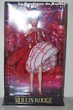 MOULIN ROUGE BARBIE DOLL, MORE FANTASY DOLLS COLLECTION, T7910, 2011, NRFB