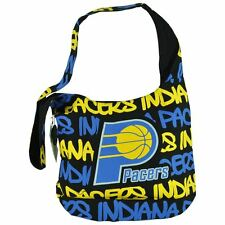 NBA Robin Ruth Indiana Pacers Round Shoulder Hand Bag Cross Body Purse Women