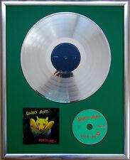 """Guano Apes Proud like gerahmte CD Cover+ 12"""" Vinyl goldene/platin Schallplatte"""