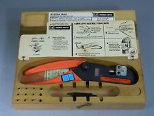 Thomas & Betts  Crimping Tool WT640 with 6401 Die and Case