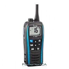 VHF ICOM IC-M25 - VHF PORTATILE NAUTICO - GALLEGGIANTE LUMINOSO - BLU