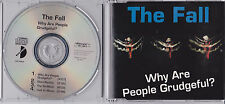 The Fall - Why Are People Grudgeful? - Scarce 1993 UK 4 track CD