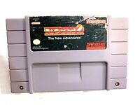 Pac-Man 2 The New Adventures SUPER NINTENDO SNES Game Tested+Working & Authentic