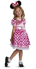 TODDLER PINK MINNIE MOUSE COSTUME WITH LIGHT-UP BOW SIZE 2T