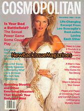 Cosmopolitan 12/84,Christie Brinkley,December 1984,NEW
