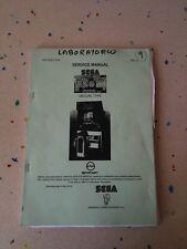 SEGA The House of the Dead eluxe Type Original Service Manual