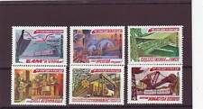 Russia Architecture Postal Stamps