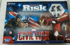 Hasbro Risk: Marvel - Captain America: Civil War Edition Board Game