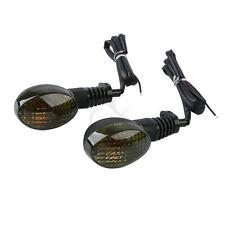 Turn Signal Lights Amber For Kawasaki VN650 Vulcan S 2015-2016 KLX 250SF 09-11